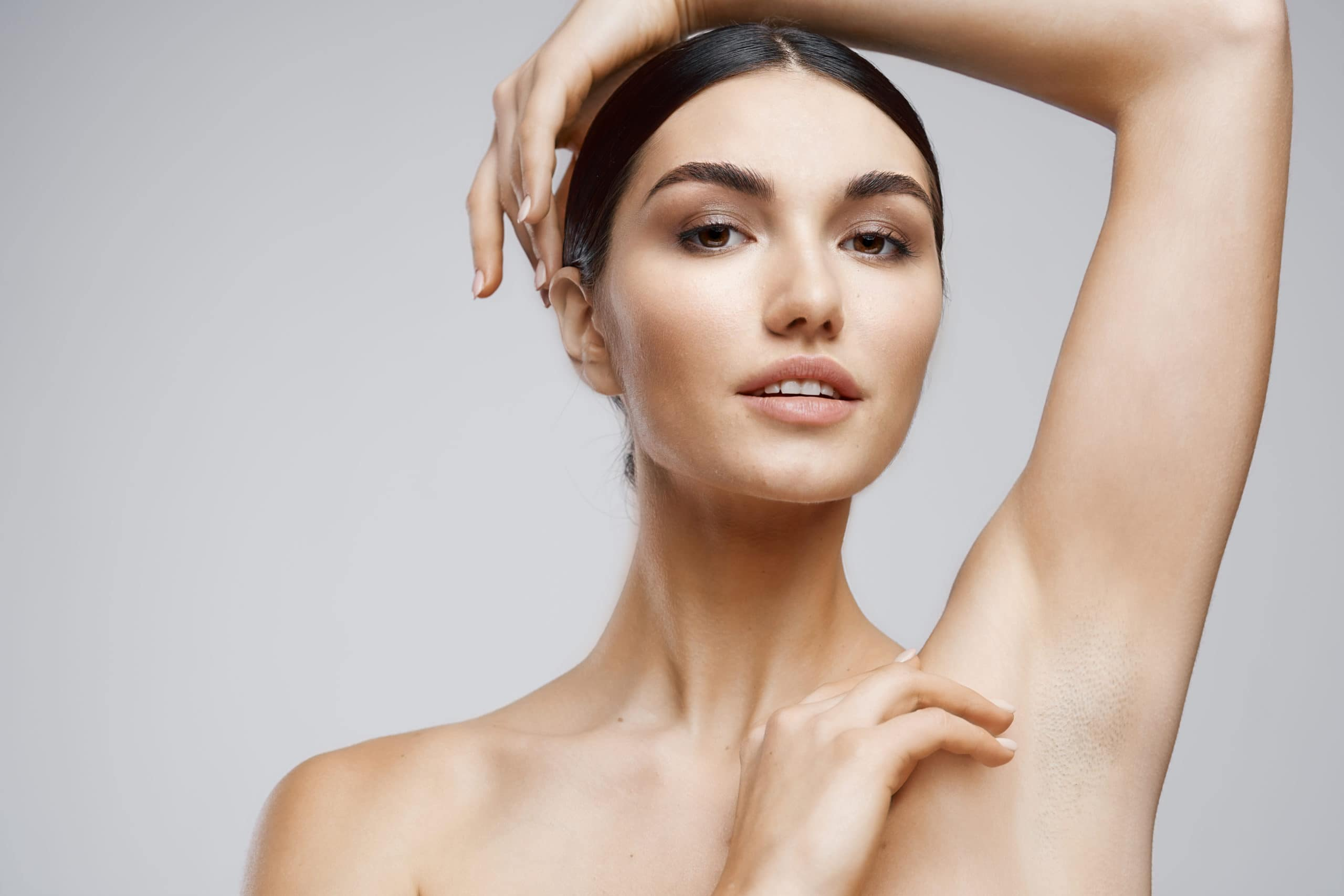 Try laser hair reduction in Anchorage